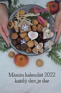 Mámin kalendář 2022