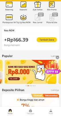 5 Cara Cepat Menghasilkan Uang dari Neo+ Plus Aplikasi Bank BNC Commerce Daftar dengan Kode Referral Terbukti Membayar Rp10 Juta