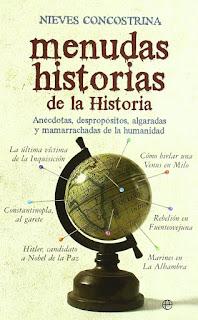 comprar libro menudas historias de la historia nieves concostrina