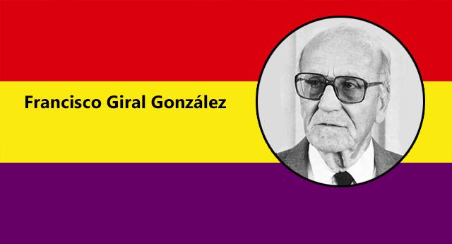 Francisco Giral González