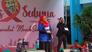 KPAIDS Kota Cirebon Berhasil Menekan Angka Penderita HIV/AIDS Dengan Sosialisasi  Yang Berkesinambungan