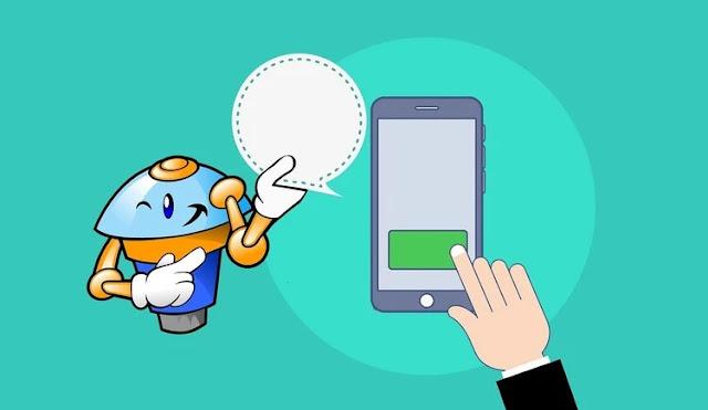 Chatbot untuk bisnis.