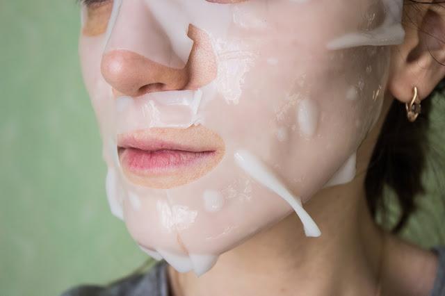 Гидрогелевая маска с пробиотиками Lancome Advanced Génifique Hydrogel Melting Mask