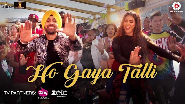 Ho Gaya Talli Song Lyrics