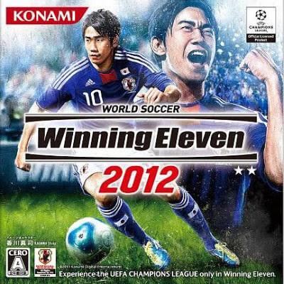 تحميل لعبة كرة القدم winning eleven 2012 كاملة للاندرويد