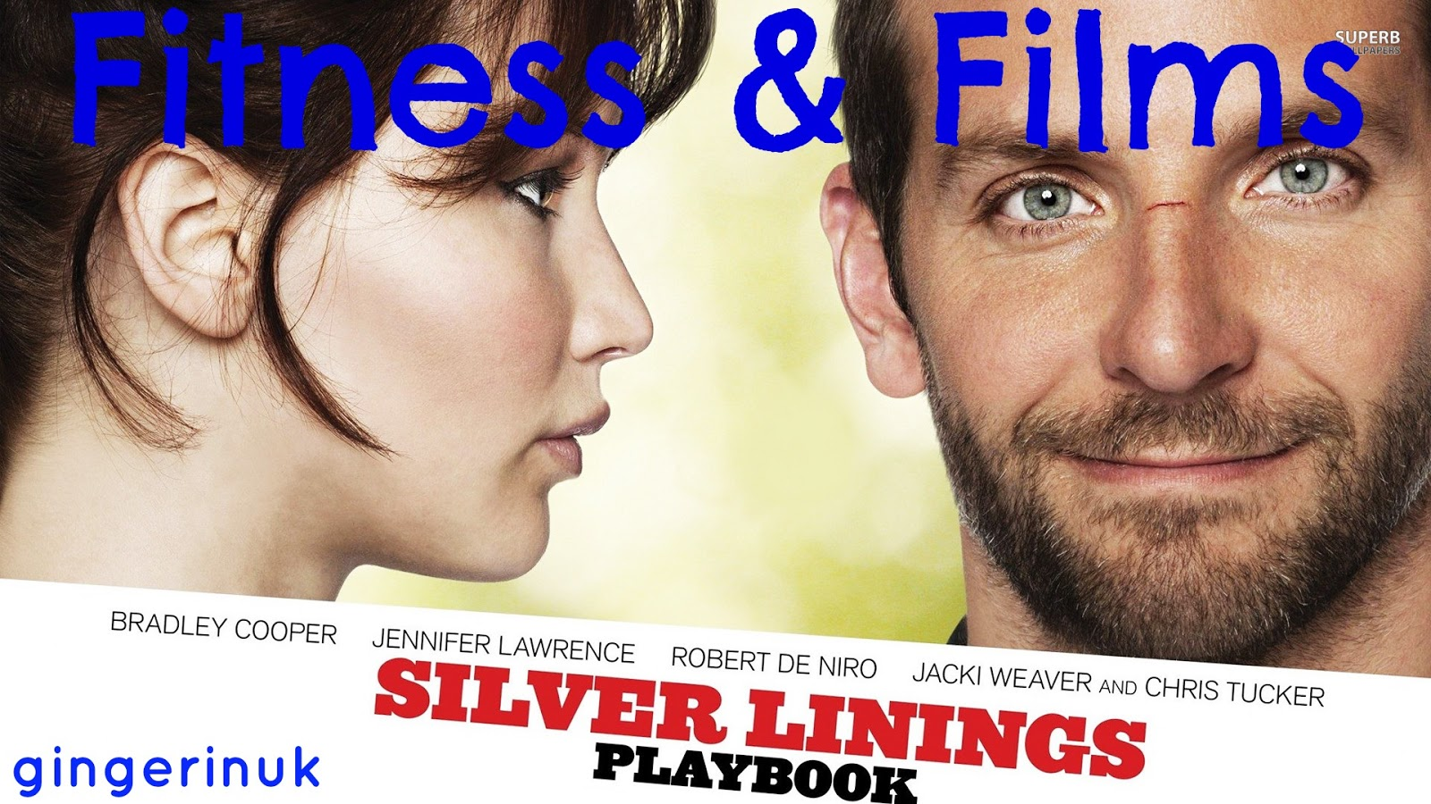 Ginger's Adventures: Fitness & FIlms #20- The Silver ...