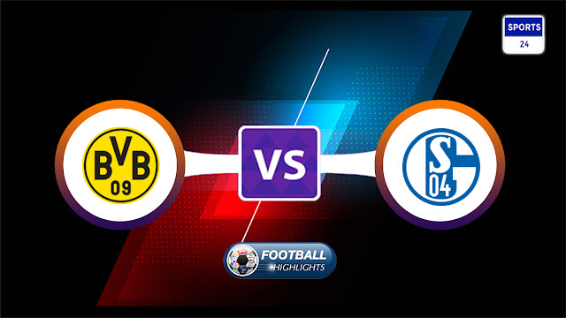 Borussia Dortmund vs Schalke 04 – Highlights
