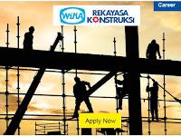 PT Wijaya Karya Rekayasa Konstruksi - Recruitment For Scheduller WIKA Group March 2016