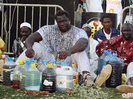 Sport, lutte, lamb, culture, tradition, mystique, combat, boxe, frappe, mma, roi, arène, danse, modou-lo, LEUKSENEGAL, Dakar, Sénégal, Afrique