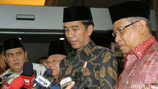 Jokowi dan KH Said Aqil Siradj Masuk 20 Besar Muslim Paling Berpengaruh di Dunia