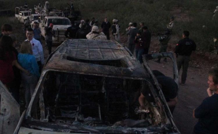 Tras emboscar y masacrar a mujeres y niños en los límites de Chihuahua: FGR informa que el caso LeBarón ya tiene 7 detenidos
