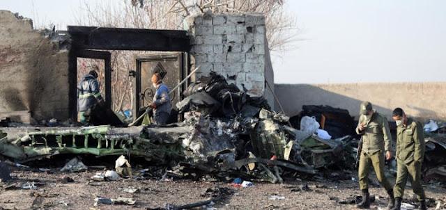 Сбитый над Тегераном украинский Боинг управлялся из США