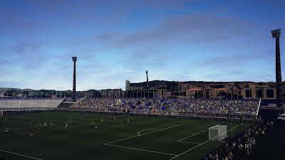 PES 2021 Stadium Fadil Vokrri