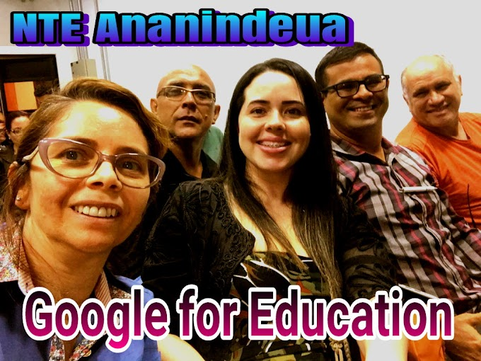 Google chegando na Educação de nosso Estado