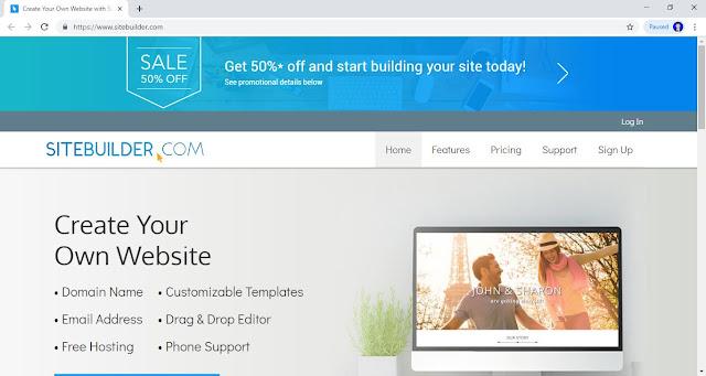 SiteBuilder (https://www.sitebuilder.com/)