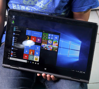 Jual Lenovo Thinkpad Yoga 15