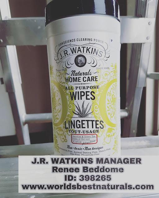 JR Watkins Naturals
