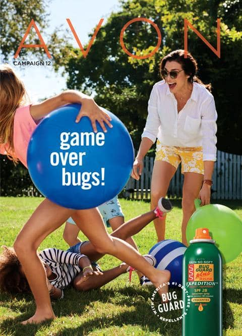 #Avon Brochure Campaign 12 2020 Online - Game Over Bugs!