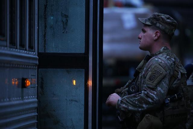 تقرير إستراتيجي: أستعدادات الجيش الأمريكي للاحتمال الأسوأ في الشرق الأوسط