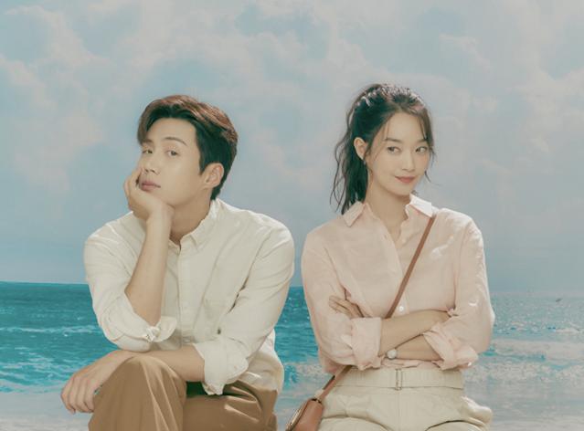 Hometown Cha-Cha-Cha, Shin Min Ah y Kim Seon Ho