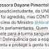 DEPUTADA BAIANA DO PSL, CHAMA ESTUDANTES DE SANGUINÁRIOS E DELINQUENTES!