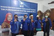 DPD PAN Sleman Siap Menangkan Pasangan Kustini-Danang
