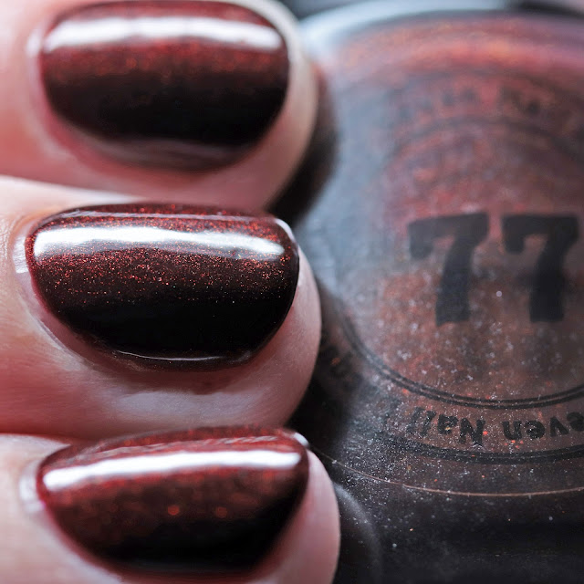 Seventy-Seven Nail Lacquer Creep It Real