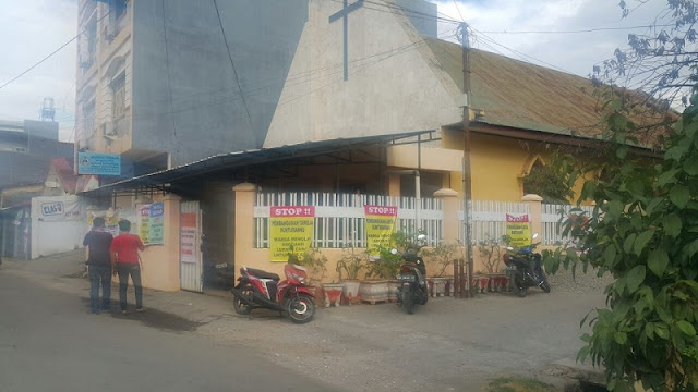 Camat Mariso: Gereja Toraja Bonto Marannu Sudah Kantongi IMB Sejak 2014