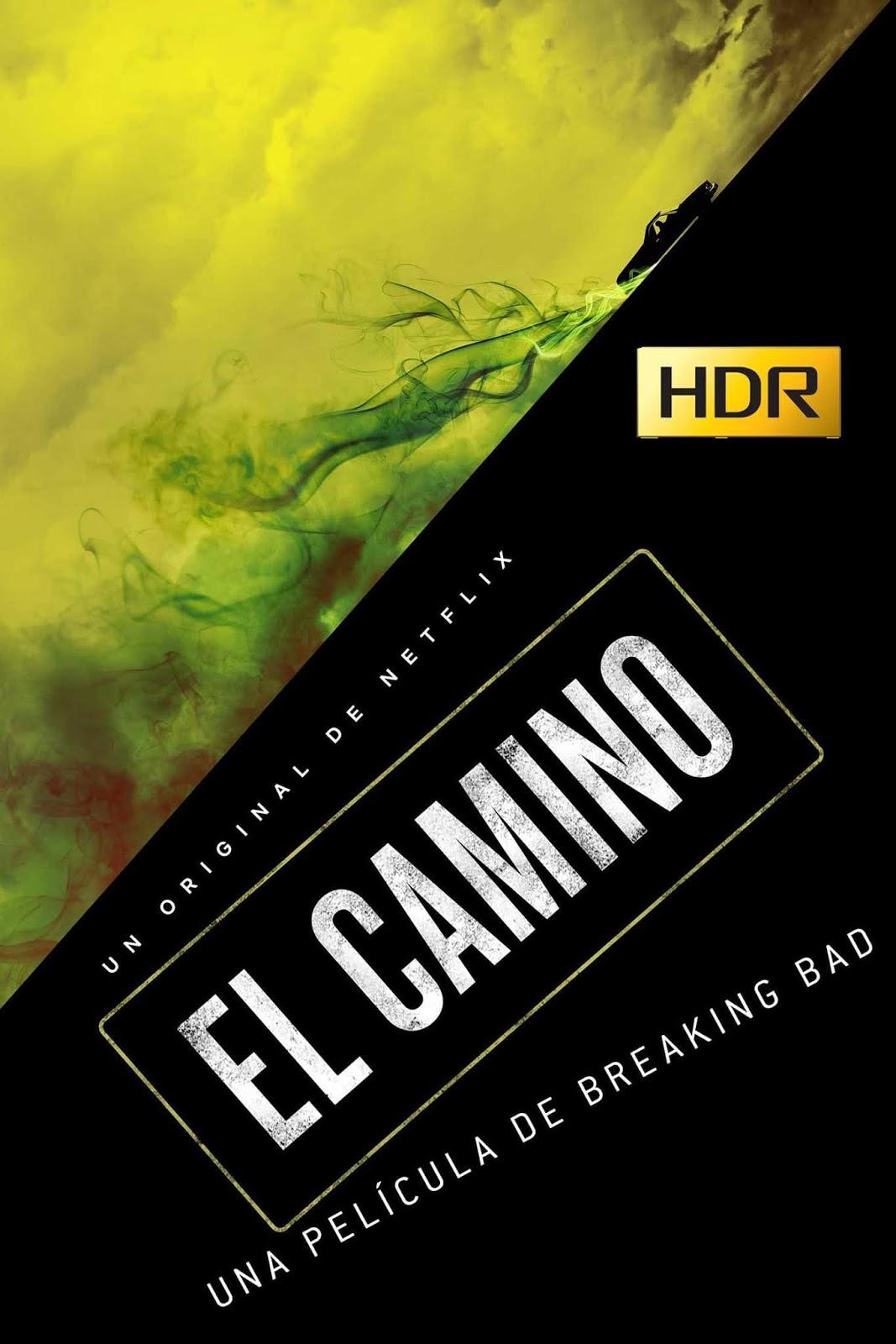 El Camino: Una película de Breaking Bad (2019)  NF WEB-DL HDR-1080p Latino