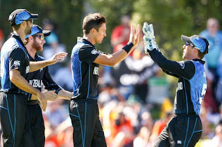 New Zealand vs Scotland Highlights - 6th Match - Pool A | ICC Cricket World Cup 2015