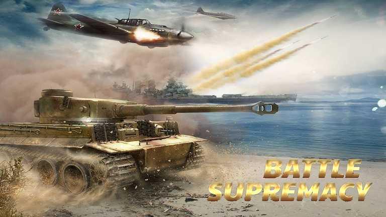 Battle Supremacy v1.2.1 Apk Mod+Data