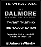 Dalmore Tweet Tasting - The Flavour Edition