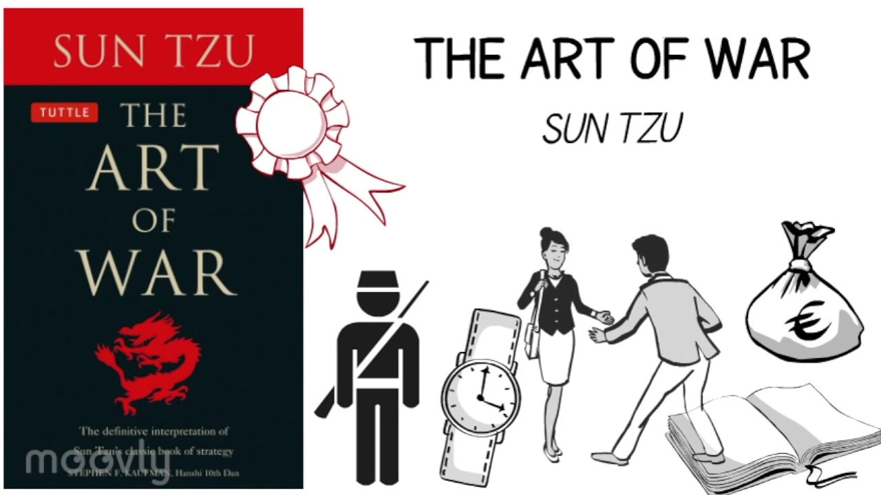 Applying Lessons From Sun Tzu And The Art Of War In Business