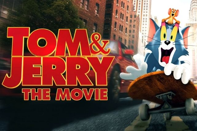 FILM - Tom and Jerry 2021 Subtitle Indonesia