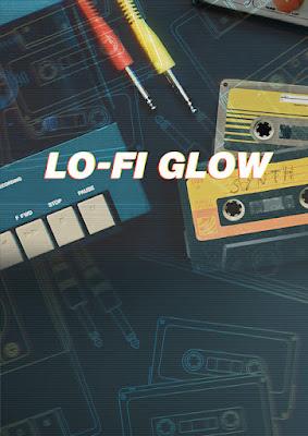 Cover da Library Native Instruments - Lo-Fi Glow (KONTAKT)