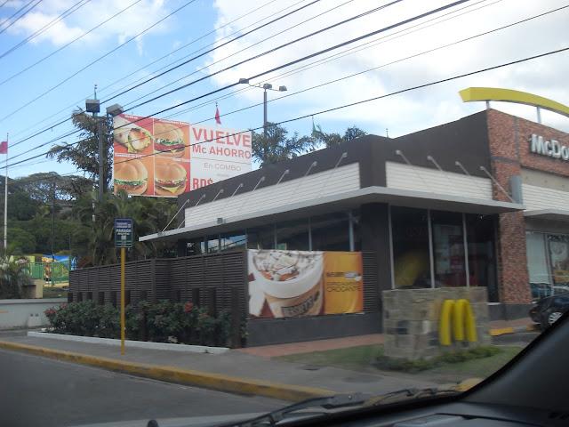 McDonald's in Santiago, Dominican Republic
