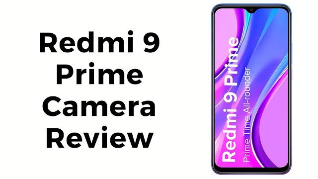 Redmi 9 Prime camera review