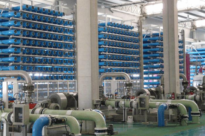 Sistemas de desalinización por osmosis inversa