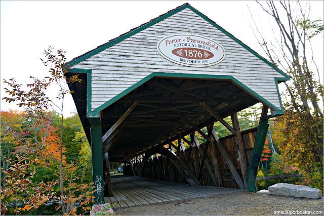 Puentes Cubiertos de Maine