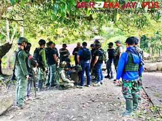 Satgas Nemangkawi TNI-Polri berhasil kendalikan situasi Beoga, Kab Puncak