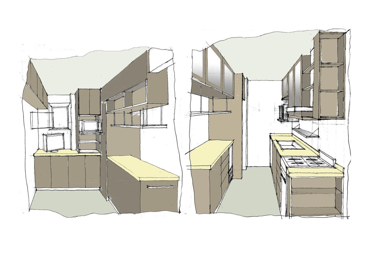 Revista digital apuntes de arquitectura apuntes y bocetos for Cocina definicion arquitectura