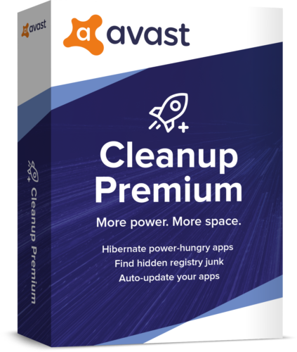 AVAST CLEANUP PREMIUM 2020 - FOR 1 WINDOWS PC - 1 YEAR - DOWNLOAD