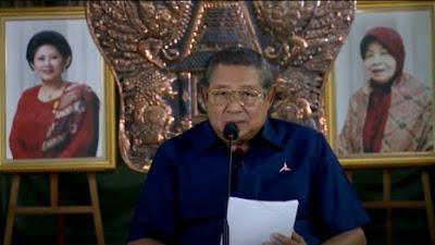 SBY Murka pada Moeldoko, KSP Ketum Demokrat ilegal?