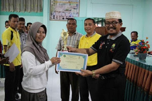 MTsN 3 Solok Raih Juara Menulis Ceramah Agama dan Lomba Lagu