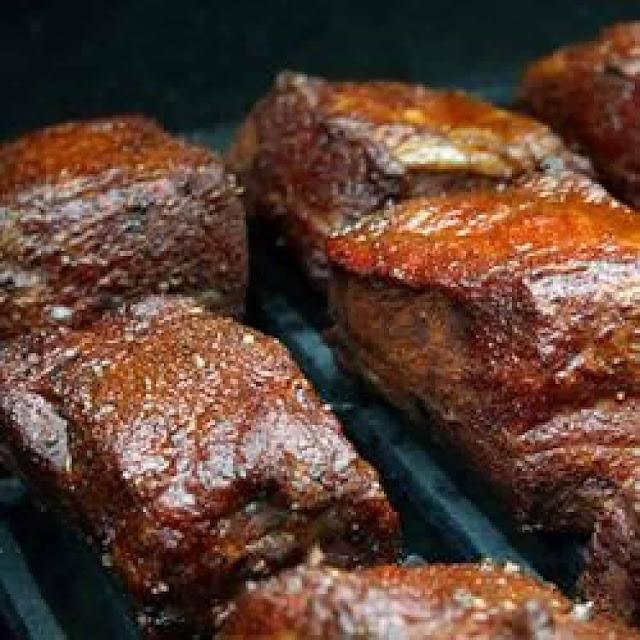 وصفة أضلاع اللحم البقري الكورية / Korean Beef Ribs Recipe