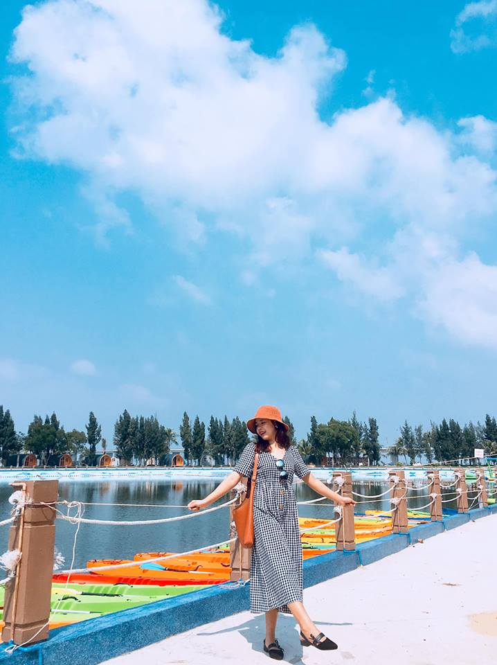 Bạn đã đến check in tại khu du lịch Cửa Biển Quy Nhơn chưa