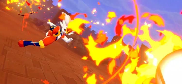 Best Strongest Fire Type Pokemon Moves