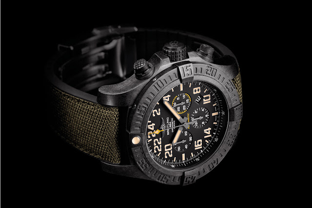 Breitling Avenger Hurricane Military Mechanical Automatic Watch