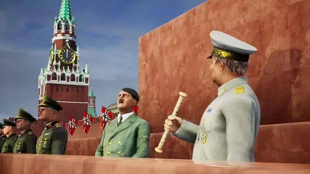 Новая украинская провокационная игра — помоги Гитлеру взять Москву