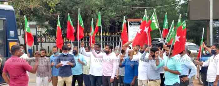 SDPI protests Babri verdict